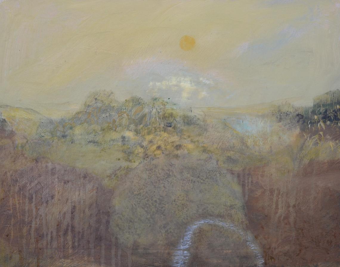 Moor morning by Richard Ballinger